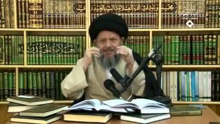 السيد كمال الحيدري |  قوانين الدخول الى الجنه