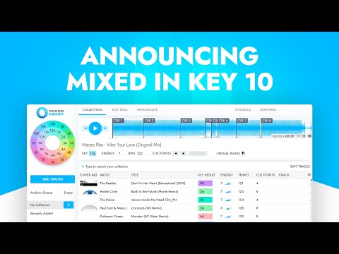 Introducing: Mixed In Key 10 - Software for the world's best DJs and Producers