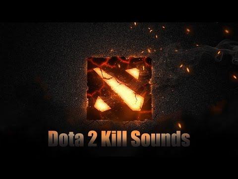 DotA 2 Kill Sounds
