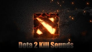 DotA 2 Kill Sounds