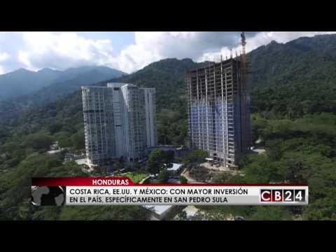 Honduras: San Pedro Sula es una de las ciudades más atractivas para invertir a nivel mundial