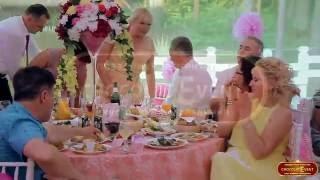 Невеста и Жених поют для своих родителей. До слёз!