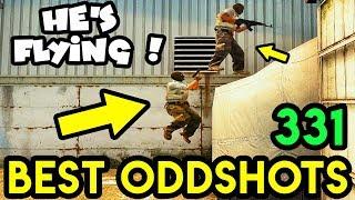 300 IQ BOOST GLITCH ?! - CS:GO BEST ODDSHOTS #331