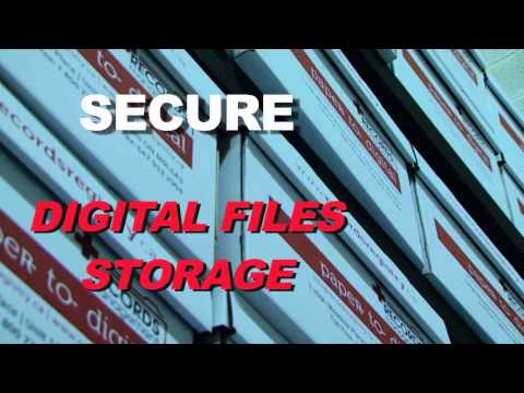 Records Management 30 Web Intro Video Commercial