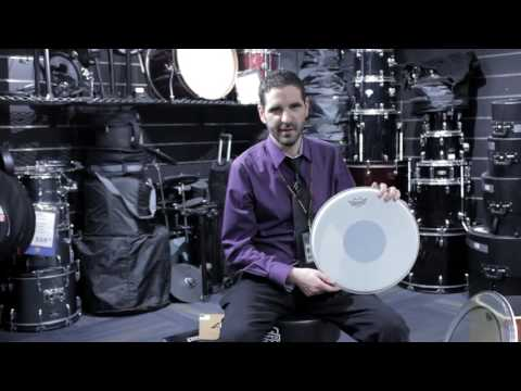 Remo Drumheads [Product Demonstration]