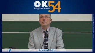 Dr. Michael Lüders - Vorlesung 1/3: Der Fluch der bösen Tat