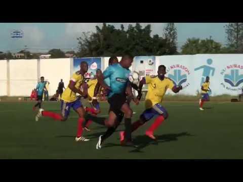 Highlights Futbol FFK  J. Holland vs J. Colombia 25 02 2018