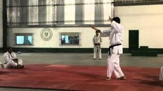 Kusanku Dai - Shorin Ryu Shidokan Karate Do Argentina