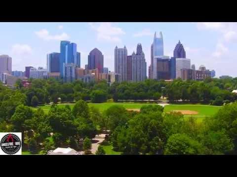 ANGELFIRE7BBQ -Atlanta Street Food Festival Aerial Film
