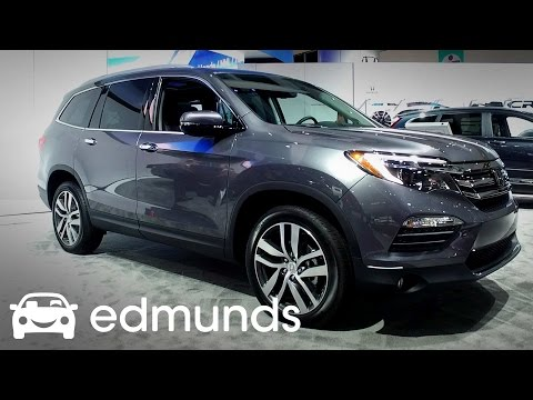 2017 Honda Pilot Review | Features Rundown | Edmunds