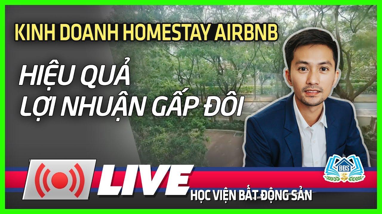 Homestay Airbnb Kinh Doanh Hiệu Quả – Lợi Nhuận Gấp Đôi – HVBDS.COM
