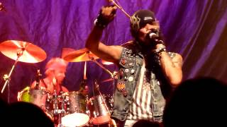 RATT-Nobody rides for free-live at The Depot Salt Lake City saturday July 13 2013