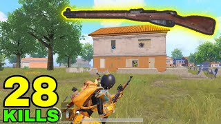 NEW BEST SNIPER *MOSIN NAGANGT* GAMEPLAY !! | PUBG MOBILE