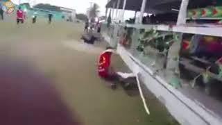 Mozambique Course de 100 m les Yeux bandés  I BOITEMOTIONS