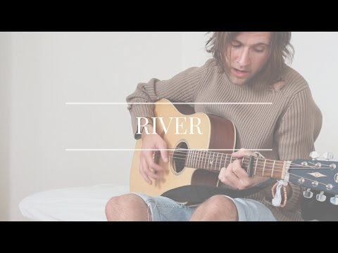 Leon Bridges - River [cover By Simon Alexander]