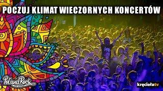 Poczuj klimat wieczornych koncertów!