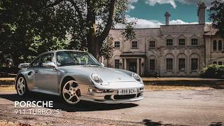 1998 Porsche 911 (993) Turbo for sale with Silverstone Auctions