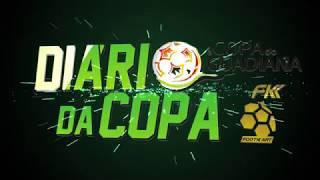 Entrevista Nuno Teixeira Footkart na VI Copa do Guadiana