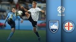 Sydney FC vs Melbourne City | A-League Round 12