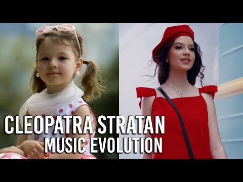 Cleopatra Stratan - Music Evolution (2005 - 2018)