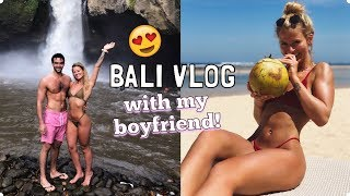 HOLIDAY VLOG WITH MY BOYFRIEND | WHAT WE DID IN BALI
