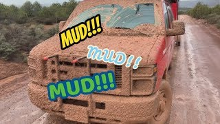 MUDPACALYPSE!!!  Mayhem on the MESA!!