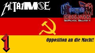 Opposition an die Macht! #1 POLITIKSIMULATOR 4 POWER & REVOLUTION - Let