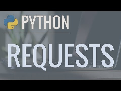 Python Requests Tutorial: Request Web Pages, Download Images, POST Data, Read JSON, And More