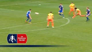 Halifax 0-4 Wycombe - Emirates FA Cup 2015/16 | Goals & Highlights