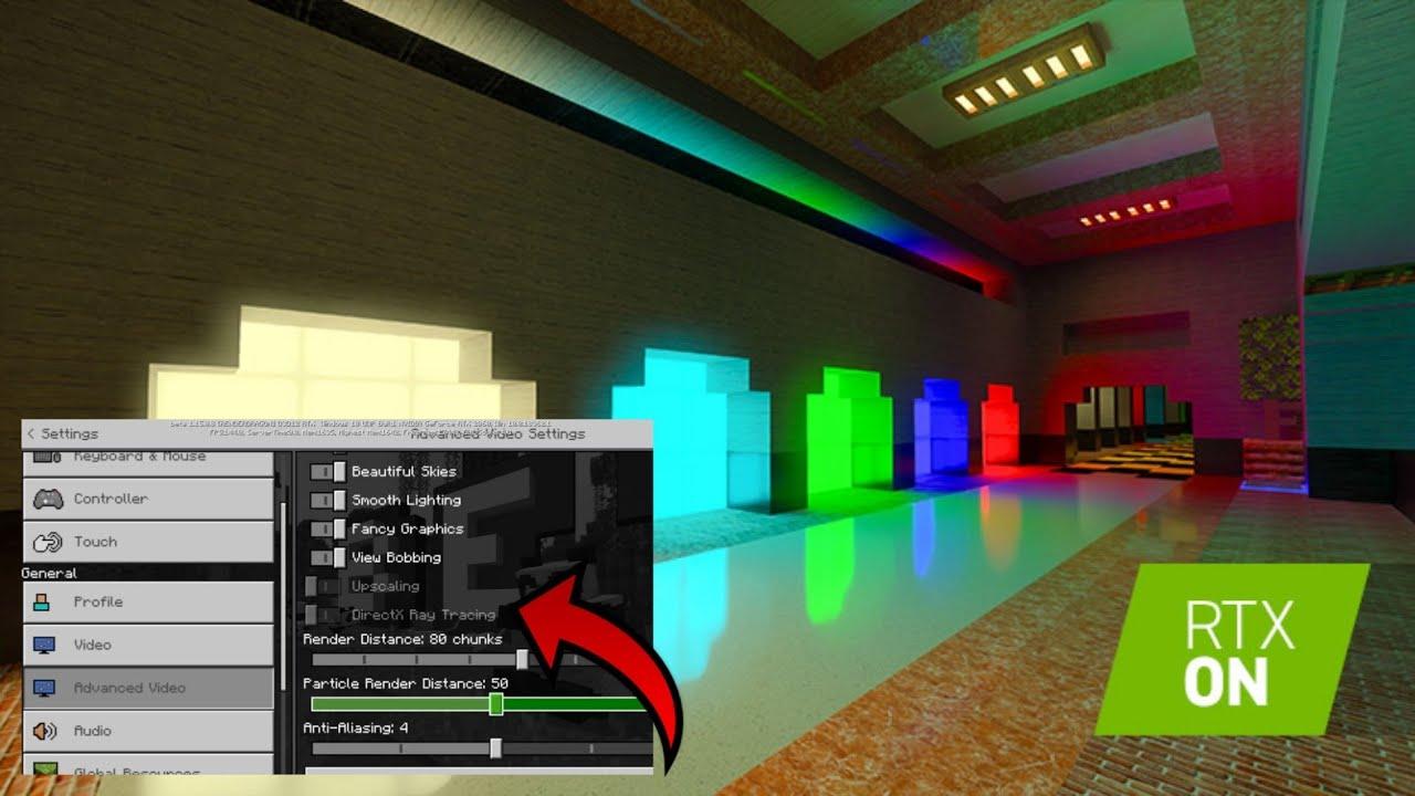 How to download MINECRAFT RTX! Minecraft RTX beta