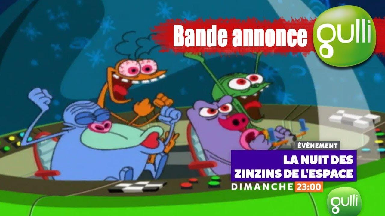 Bande annonce les 20 ans des zinzins de l 39 espace c 39 est dimanche 22 10 23h youtube - Les zinzin de l espace ...
