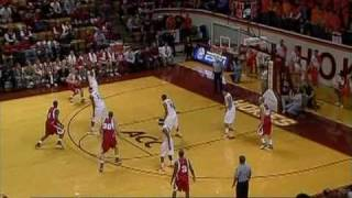 Dec. 1 - Wisconsin v. Virginia Tech - Last 6 Minutes