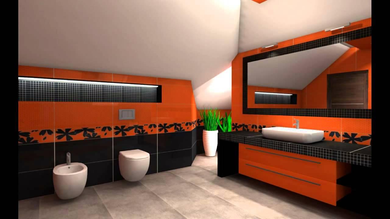Projekty łazienek - 250zł za projekt - YouTube