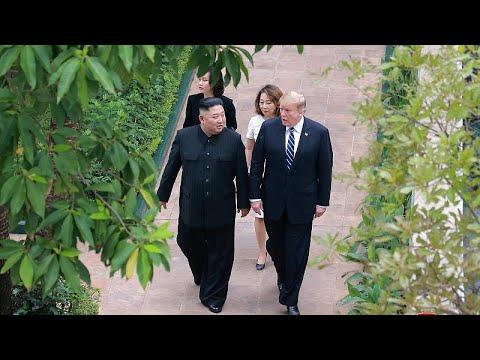 Tweet de Trump aumenta confusão na relação EUA-Coreia do Norte