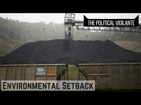 Trump Picks Coal Lobbyist To Prosecute Environmental Crimes — The Political Vigilante