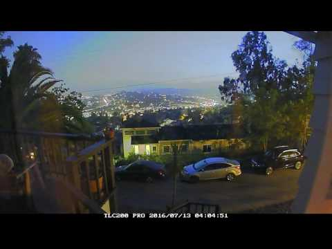 Glassell Park Los Angeles Time Lapse