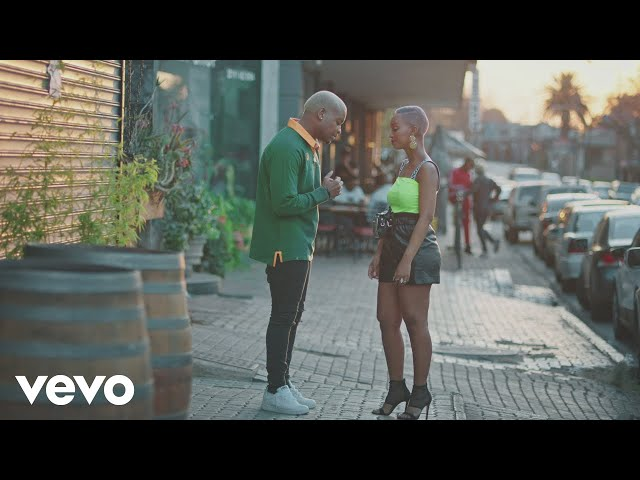 K.O, Nandi Madida - Say U Will