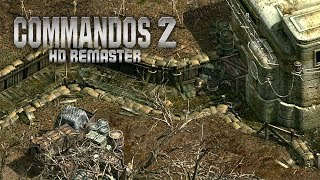 Commandos 2 - HD Remaster - Gamescom Trailer (US)