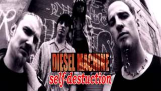 Watch Diesel Machine Self Destruct video
