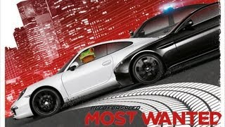Need for Speed Most Wanted (Wii U)  | LowRez HD | Review | deutsch
