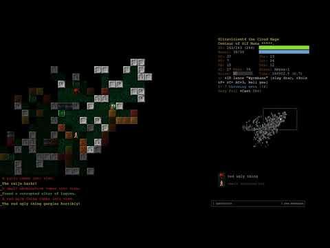 15 Rune Centaur Air Elementalist Part 11 - Dungeon Crawl Stone Soup