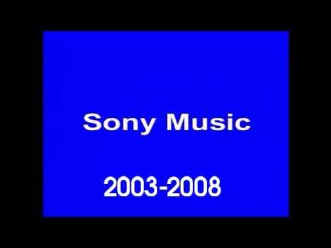 Vinhetas Sony Music (2003-2018)