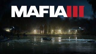Мафия 3  Новый  сюжетный русский трейлер «Дорога в один конец»