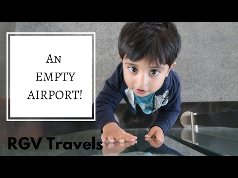 An Empty Airport and a Day of Travelling | Chennai to Kodikanal | RGV Travels