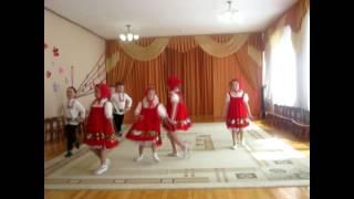 Танец Во кузнице