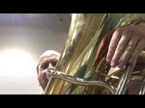 5 Octave Tuba Scale