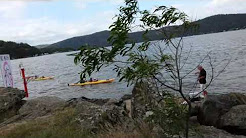 charming fishing weather at hawkesbury river