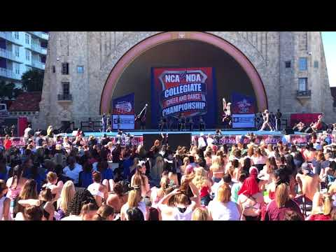 Young Harris College NCA College Nationals 2017