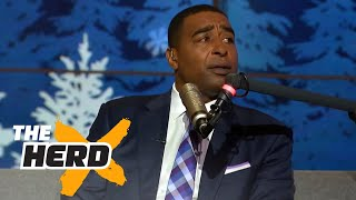 Cris Carter offers insight into Pro Bowl selections and  more | THE HERD (FULL INTERVIEW)