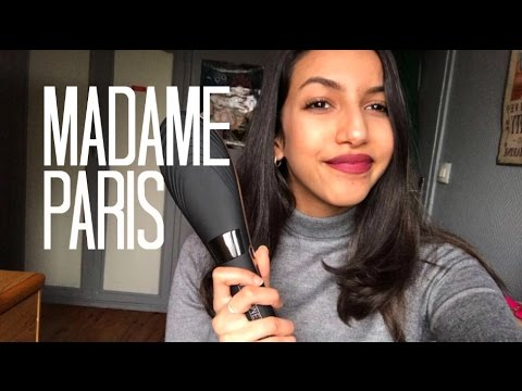 brosse lissante madame paris concours youtube. Black Bedroom Furniture Sets. Home Design Ideas